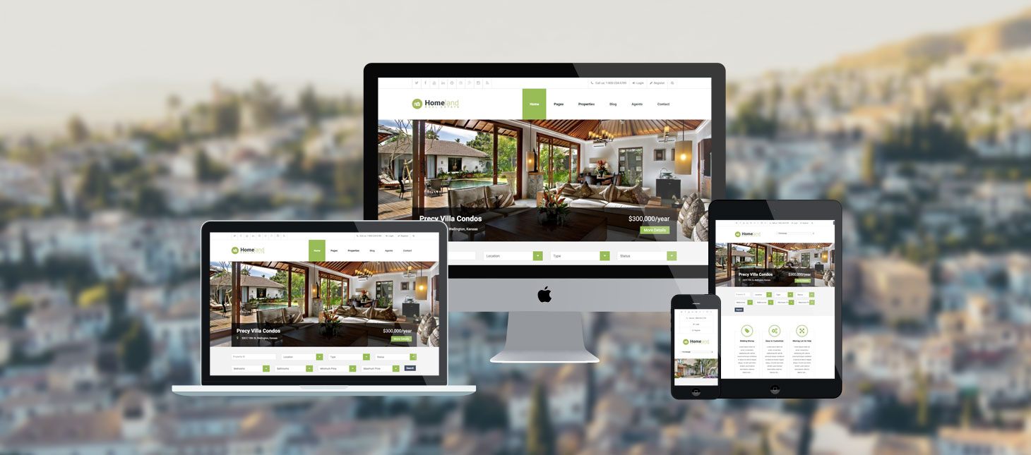 Agent Elevation Web Design
