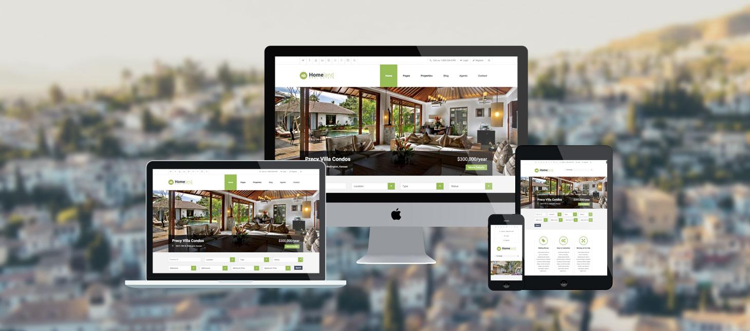 Agent Elevation Web Design