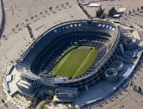 Qualcomm Stadium Hits The Real Estate Market